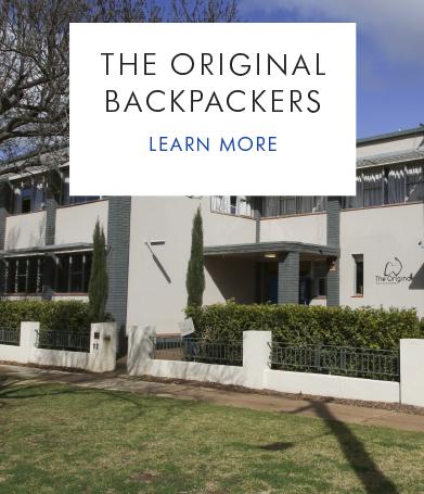 The Original Backpacker