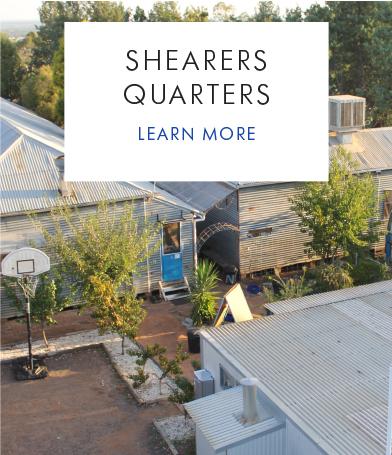 Shearers Quarters